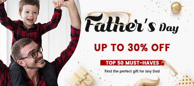 COSTWAY, FATHERS DAY, LOVE YOUR FATHER, SALES