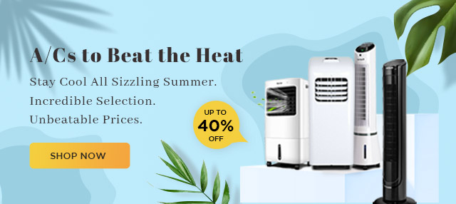 COSTWAY, SUMMER BLOWOUT, AIR CONDITIONER