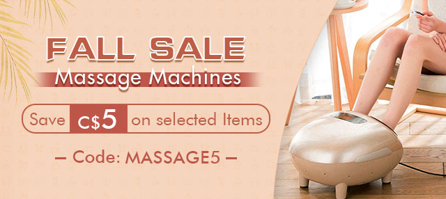 COSTWAY, MASSAGER SALE, WINTER CLEARANCE