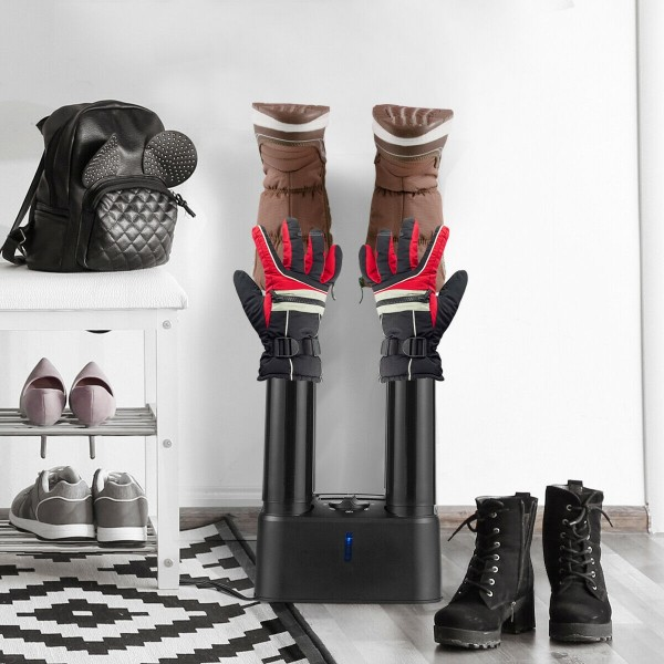 Costway Electric Shoe Dryer Boot Dryer for Your Mighty Boot Warmer Glove Dryer Prevent Odor Mold /& Bacteria